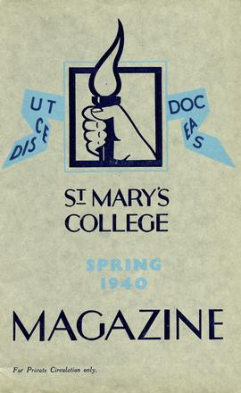 St Mary's College Magazine