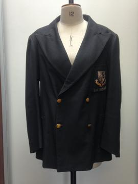 St Paul's College blazer with Swimming Club badge