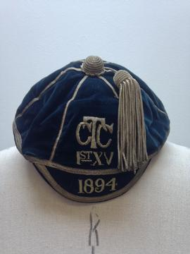 Cheltenham Training College 1st XV Rugby sports cap
