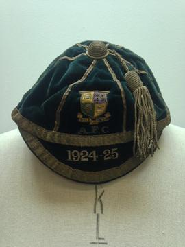St Paul's College Association Football Club cap 1924-1925