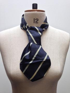 St Paul's College cravat belonging to Bill Langmaid