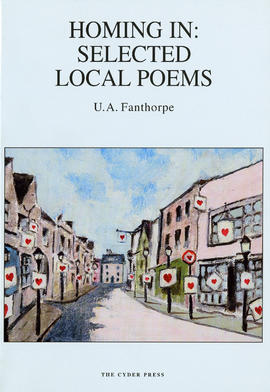 """Homing In: Selected Local Poems"" by U A Fanthorpe"