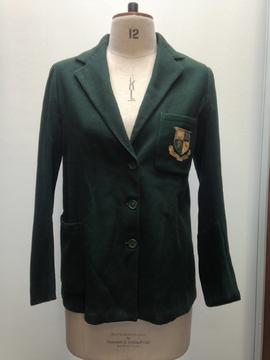 St Mary's College green blazer