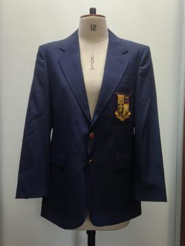 St Paul's College blazer belonging to Fred A Cable